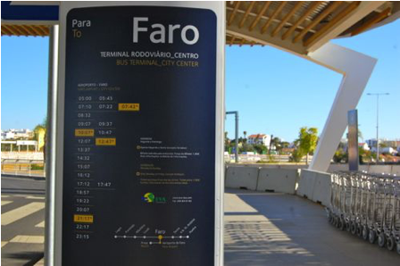 Taxi Aeropuerto de Faro