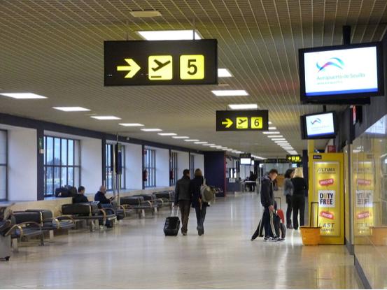 Taxi Aeropuerto de Sevilla