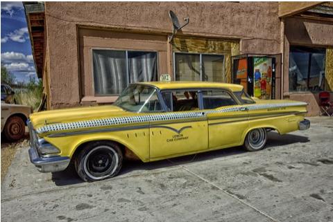 Taxi Cabezas Rubias