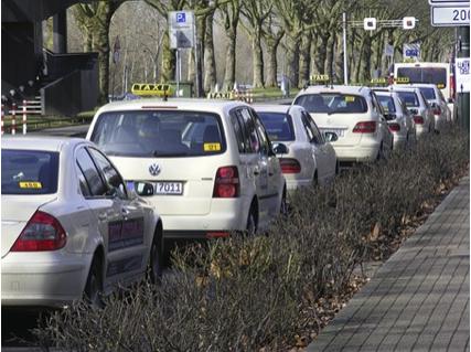 Taxi Calañas