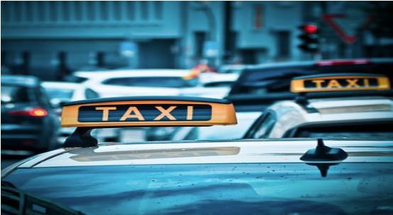 Taxi Tharsis