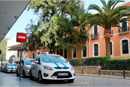 Taxi Aracena