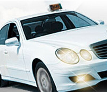 taxi para la reserva