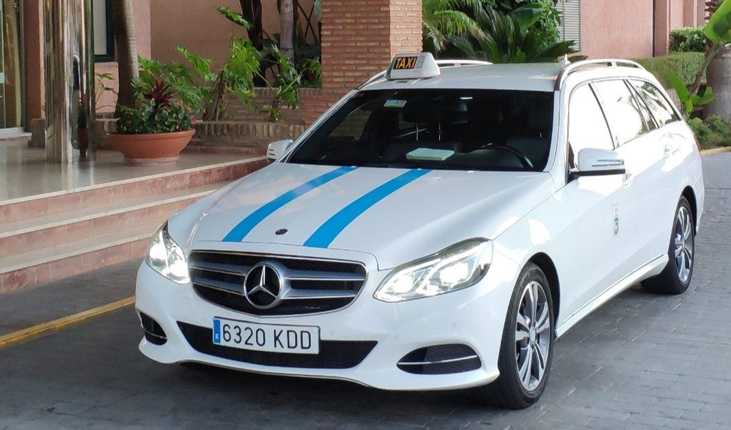 Taxi de HUELVA a LUCENA DEL PUERTO 30.77€ | PRECIO CERRADO